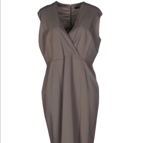 DRESSES - Short dresses Blue Les Copains 5D7spQXq9